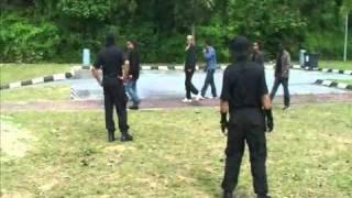Bodyguard Training STS siri 1 / 2011