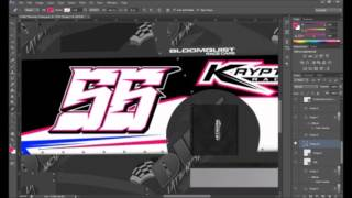 Speed Art #4 - Creating a Dirt Late Model
