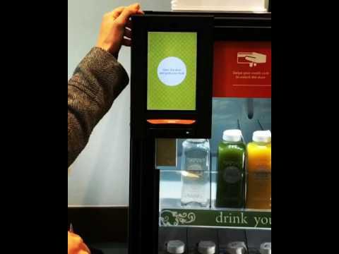 Pittsburgh Juice Co: Cold-Pressed Juice Vending Fridge