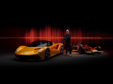 "The Lotus Evija's ""Engine Noise"" Is a Remixed Formula 1 Sound Clip"