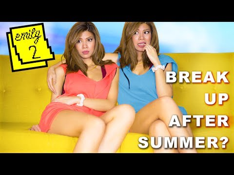 BREAK UP AFTER SUMMER?? - Emily Is Away Too (Chapter 5 END)