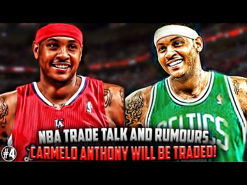 The New York Knicks WILL TRADE Carmelo Anthony! NBA Trades + Trade Rumours! Ep.4