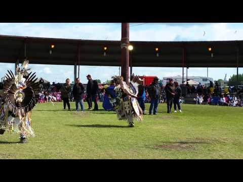 Men's Traditional 2015 Northern Cree Crow Hop Song