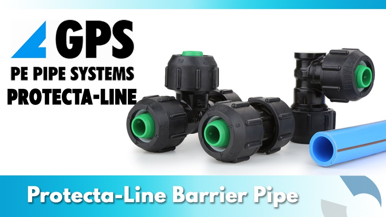 Protecta-Line | Barrier Pipe | Fittings | Pipestock