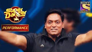 "Ganesh Acharya का स्वागत हुआ ""Malhari"" के साथ | Super Dancer Chapter 2"