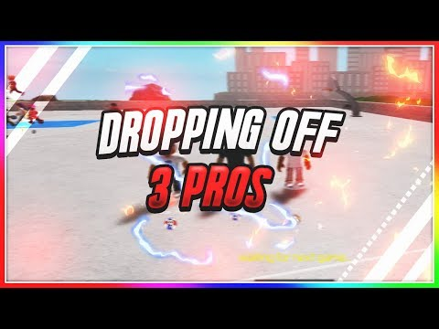 Dropping Off 3 Pros Clan RBW2    Roblox