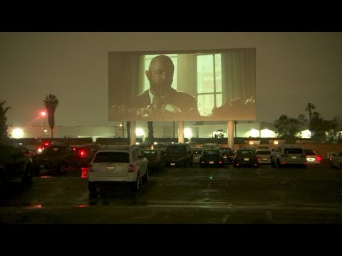 The Drive In Theater Thrives For A Time Youtube