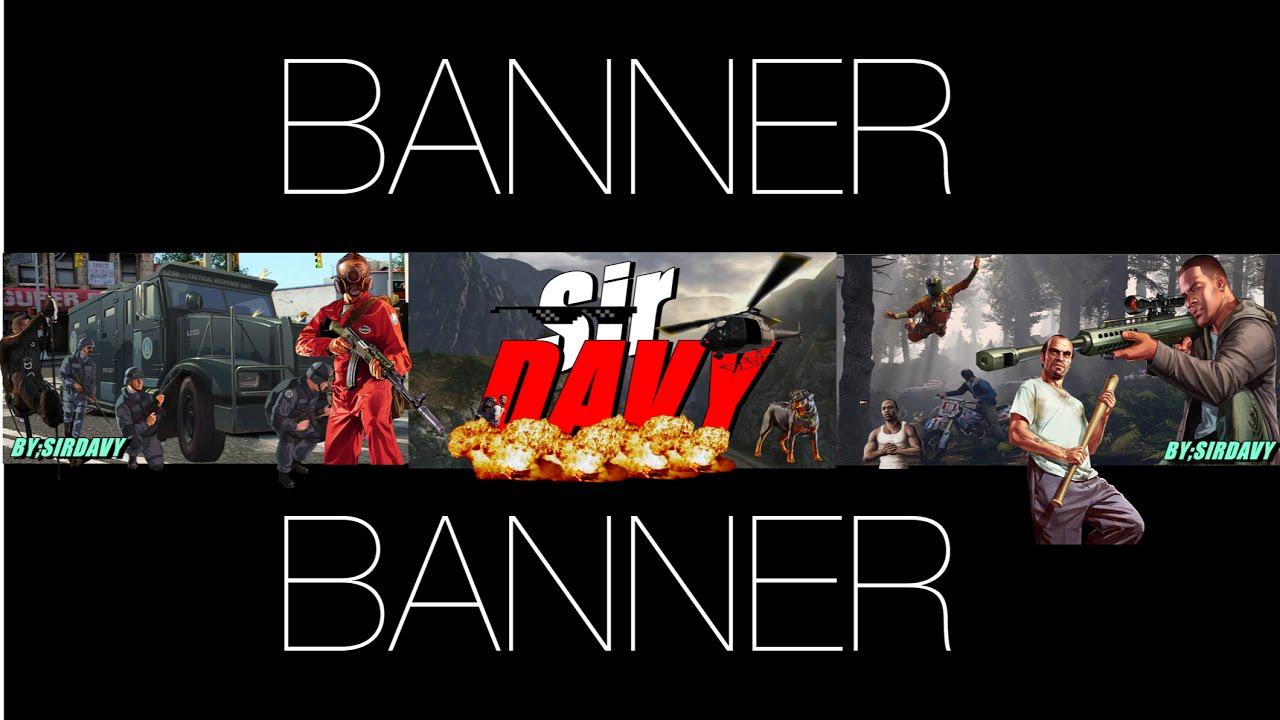 Capa De Youtube 2048x1152: LIVE GTA V ONLINE-Vai Ter Sorteio De Conta Banner E Capa