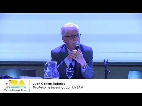 """<h3 class=""""list-group-item-title"""">Juan Carlos Tedesco - El abordaje de la cultura juvenil y las distancias con la cultura escolar</h3>"""
