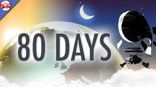 80 Days Gameplay PC HD [60FPS/1080p]