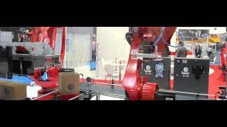Repeat youtube video AUTOMATICA 2014 at a glance