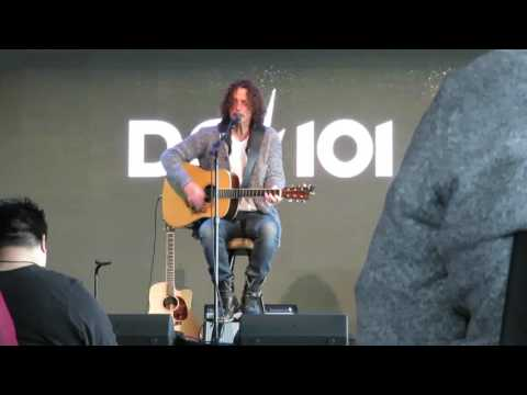 Chris Cornell - Nearly Forgot My Broken Heart (Live) - Rockville, MD