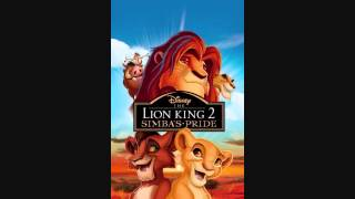 The Lion King 2 Score   Fire! Kovu To The Rescue