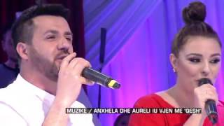 Zone e lire - Muzike/Anxhela dhe Aureli iu vjen me 'qesh'! (07 prill 2017)