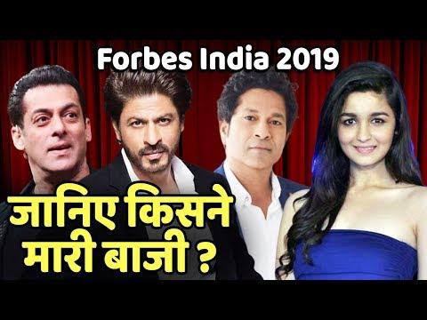 Forbes Richest Celebrity India 2019: इन Stars ने मारी बाजी
