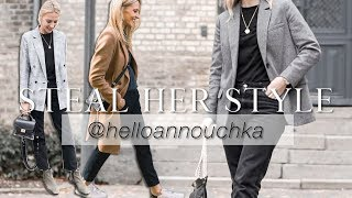 Steal her style: Anne from @helloannouchka!