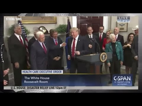 Trump Forgets Most Important Part Of Executive Order