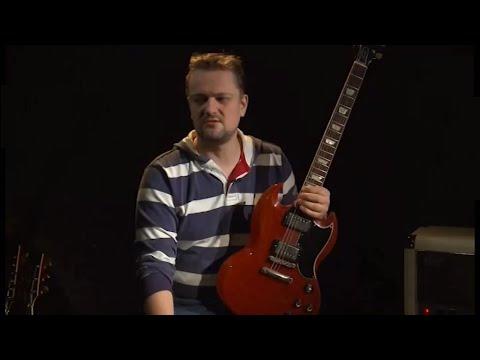 Pro гитары. Александр Пушной