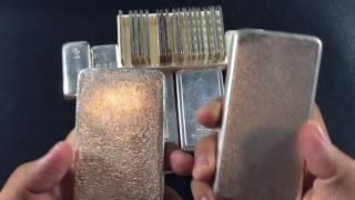 Silver Bar types a beginners breakdown