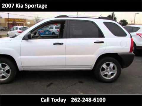 2007 Kia Sportage Used Cars Milwaukee, Lake Geneva,Chicago,R
