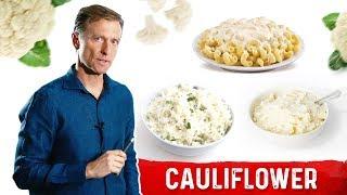 Cauliflower, the Ultimate Keto Food