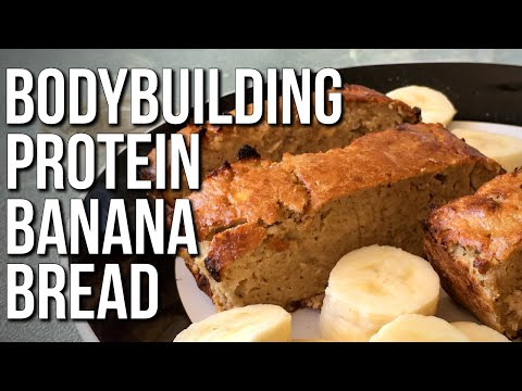 Protein Buckwheat Blueberry Bread