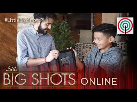 Little Big Shots Philippines Online: Awarding of YouTube Silver Creator Award to Little Big Shots PH