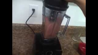 How to make Tomato Juice n the Vitamix.