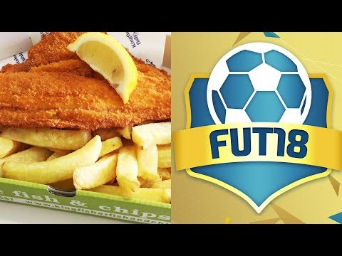 FISH AND CHIPS FUT DRAFT!!