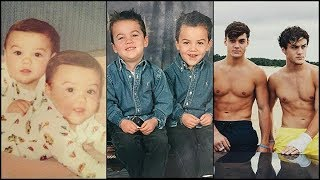 Dolan Twins From Babies To Teenagers