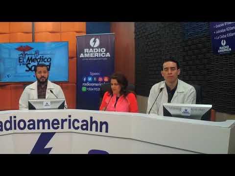 El Médico y su Salud  Martes 17 de abril      Radio América Honduras