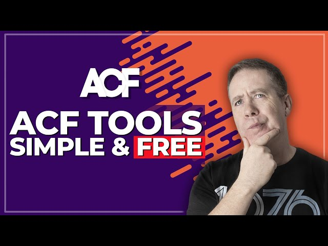 ACF Tools - Awesome Useful & FREE Chrome Extension