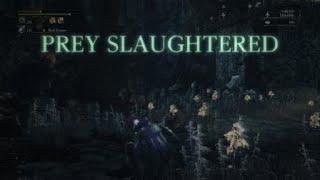 Bloodborne - Vileblood vs noob Executioner
