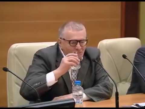 Жириновский - Женщина нужна для секса, ну не держать же сперму в себе!
