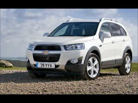 [ Car in India ] New Chevrolet Captiva 2012