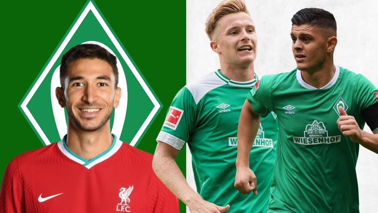 Werder Transfer News