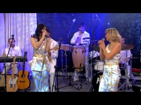 ABBA WORLD Revival  TV : Chiquitita, Super Trouper, Take A Chance On Me