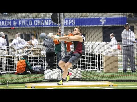 Track and Field Opens Indoor ACC