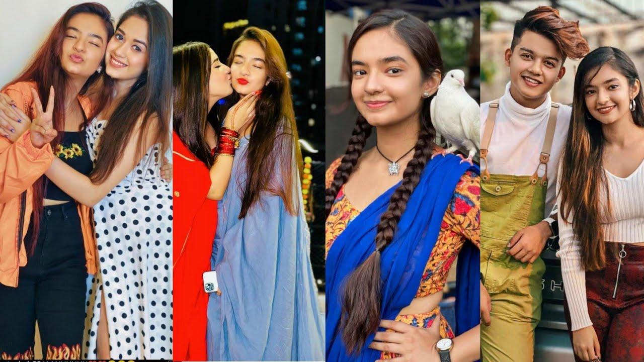 Download Anushka Sen Instagram Tiktok Videos With jannat, Riyaz, Ayaan and More