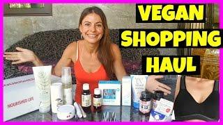 Vegan Shopping Haul: Makeup, Moon cup, Bra, Skin, Hair & Health