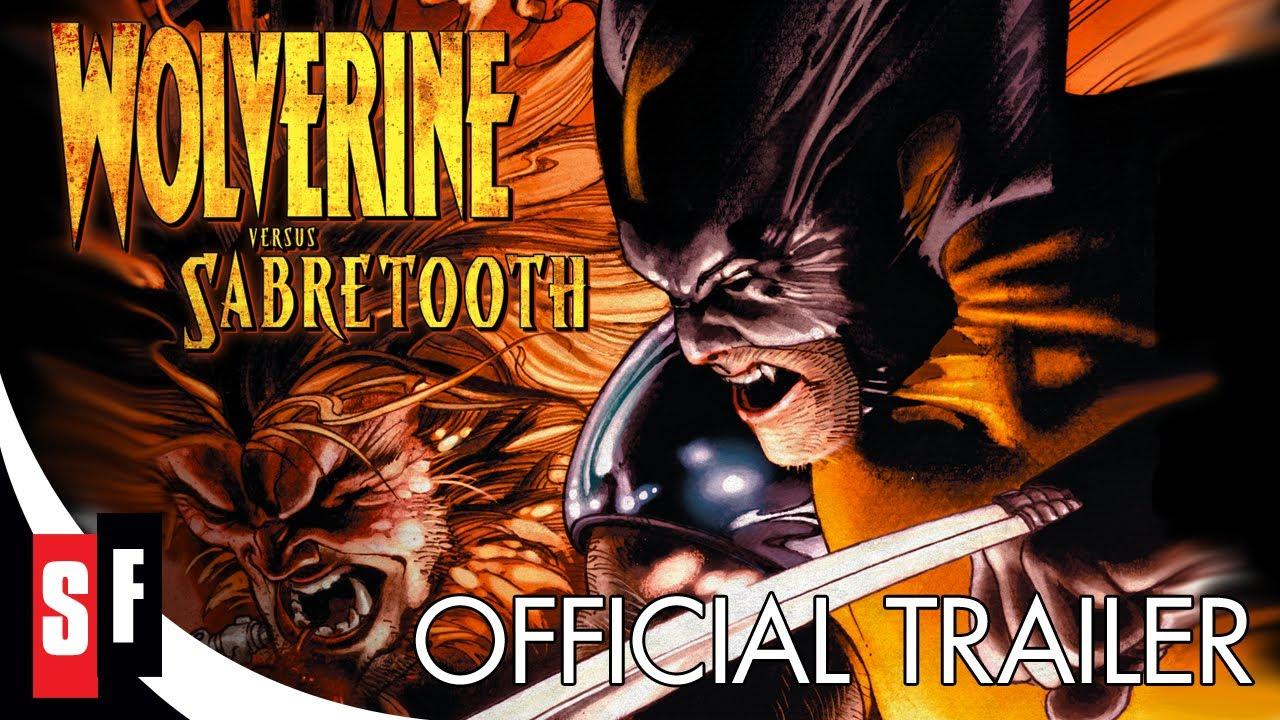 4bd8352b1d1 Marvel Knights: Wolverine Vs Sabretooth (2014) OFFICIAL TRAILER HD