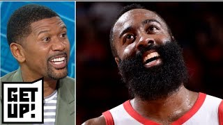 Jalen: James Harden, Houston Rockets are 'championship or bust' in 2019 | Get Up!
