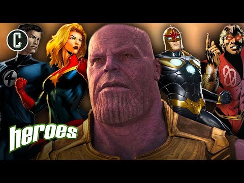How Will Avengers: Infinity War Affect the Lineup for Avengers 4? - Heroes