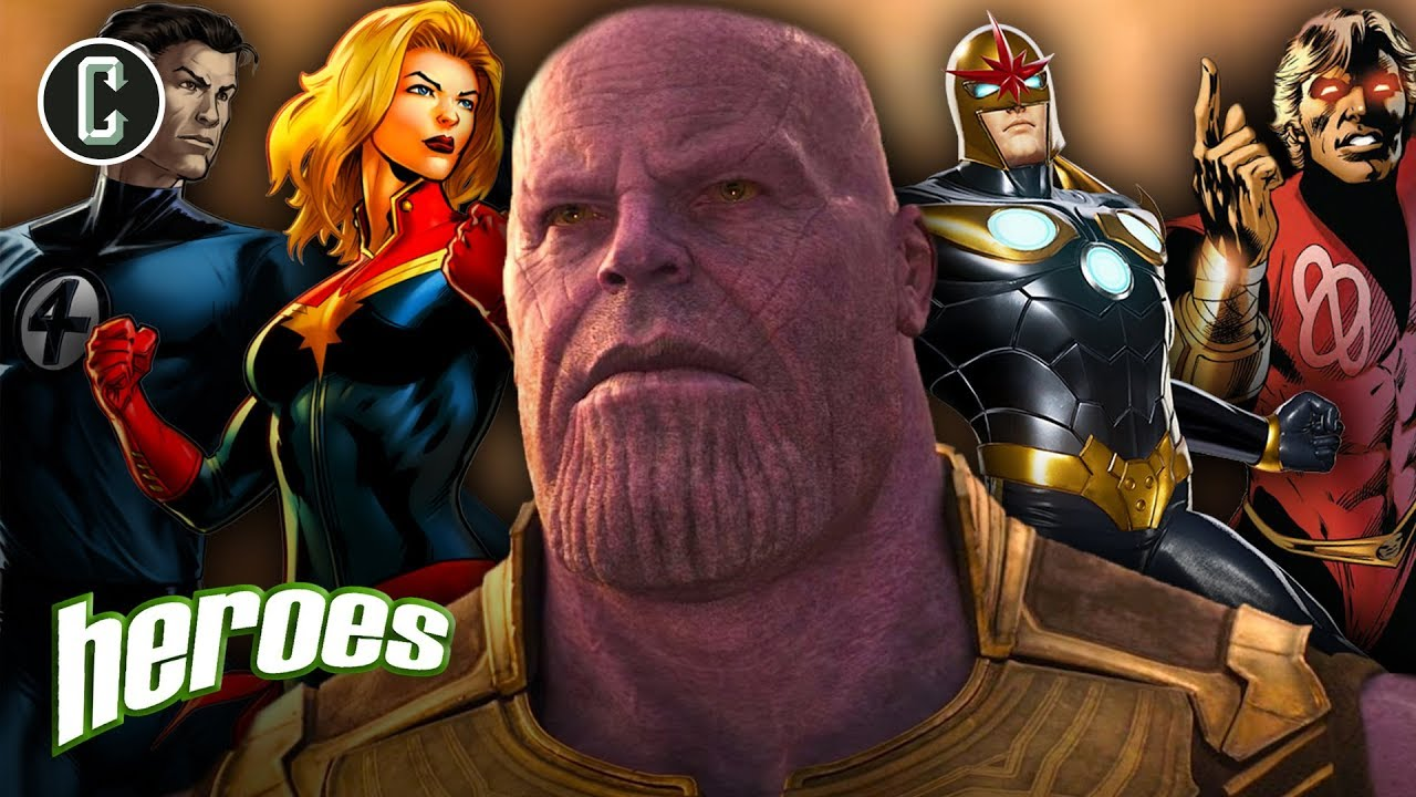 how will avengers: infinity war affect the lineup for avengers 4