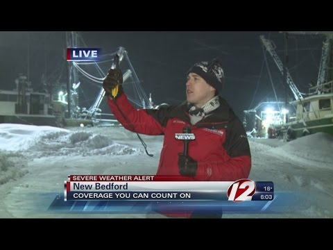Pinpoint Weather Team Coverage: New Bedford