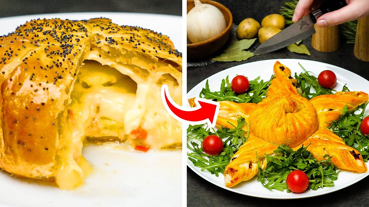 Download 27 RECIPES THAT WILL MAKE YOUR JAW DROP || BREAKFAST, LUNCH, DINNER IDEAS