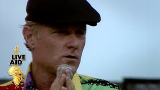 The Beach Boys - Wouldn't It Be Nice (Live Aid 1985)