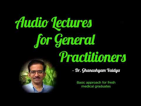 30 - Advice - How to be a successful General Practitioner