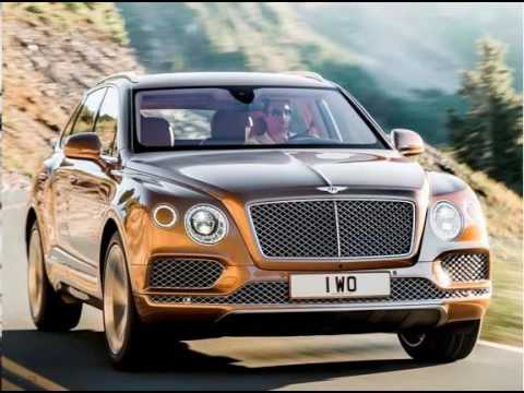 2017 Bentley Bentayga gets real in Frankfurt