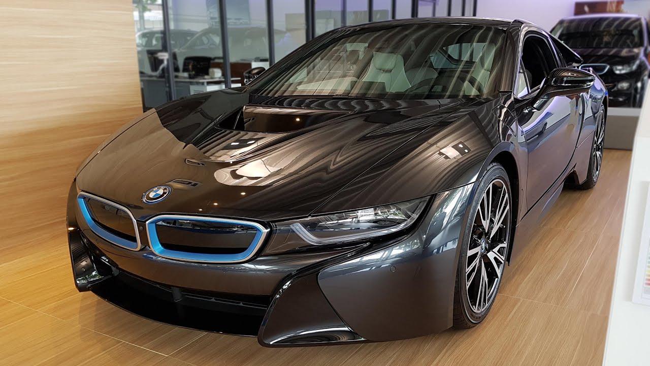 I8 Exterior: 2016 BMW I8 Interior ´Carpo´ And Exterior In Depth